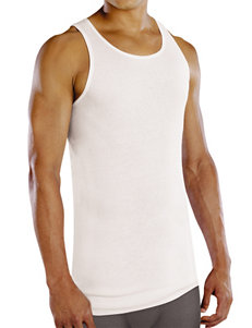 Fruit of the Loom 4-pk. White Tanks