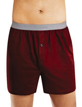 Fruit of the Loom Premium 4-pk Assorted Color Knit Boxers
