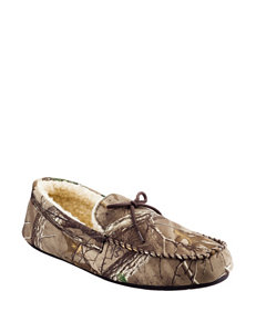 Realtree Moccasin Slippers