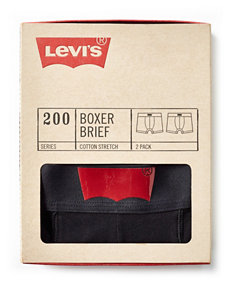 Levi's Black Boxer Briefs