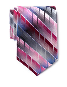 Van Heusen Subway Striped Tie