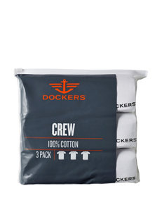 Dockers® 3-pk. CrewNeck Shirt