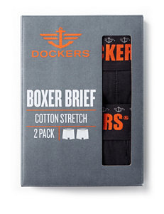 Dockers 2-pk. Boxer Brief