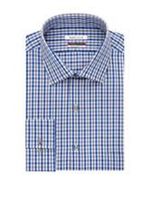 Van Heusen Plaid Flex Dress Shirt