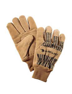 Carhartt® Insulated Suede Gloves