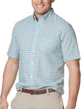 Chaps Men's Big & Tall Pinpoint Oxford Shirt