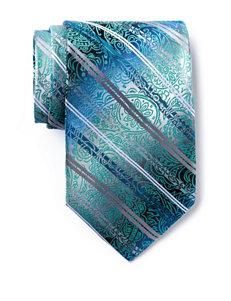 Van Heusen Carlos Striped Tie