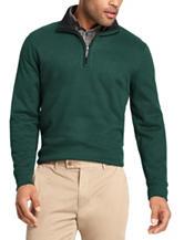 Van Heusen 1/4 Zip Knit Pullover