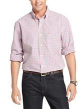Izod Small Plaid Woven Shirt