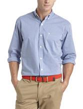 Izod Gingham Woven Shirt
