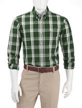 Dockers® Large Plaid Woven Shirt
