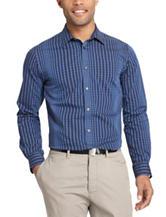 Van Heusen Big & Tall Dobby Woven Shirt