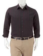 Van Heusen Big & Tall Dobby Woven Sport Shirt