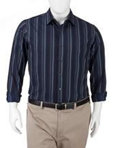 Van Heusen Big & Tall Night Striped Shirt