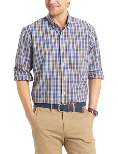 Izod Java Casual Button Down Shirts