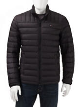 Tommy Hilfiger Solid Color Packable Down Jacket