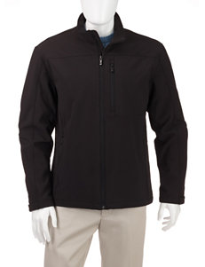 Weatherproof Black Fleece & Soft Shell Jackets