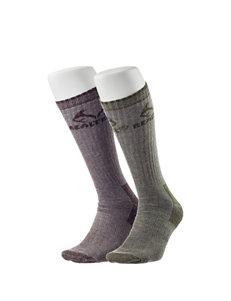 Realtree® 2-pk. All Season Boot Socks