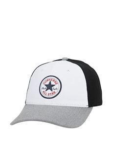 Converse Black / White Hats & Headwear