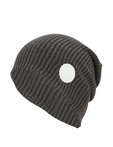 Converse Charcoal Hats & Headwear