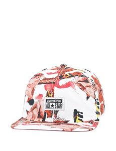 Converse White Hats & Headwear
