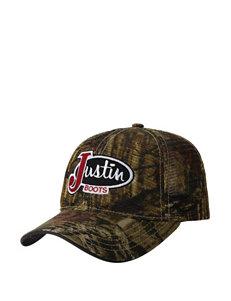Justin Boots Moss Hats & Headwear