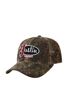 Justin Boots Camo Hats & Headwear