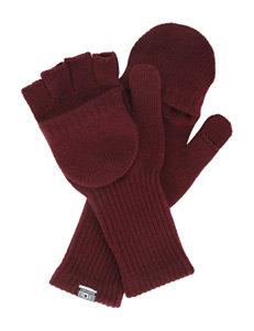 Converse Bordeaux Gloves & Mittens