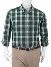Dockers® Men's Big & Tall Plaid Woven Shirt