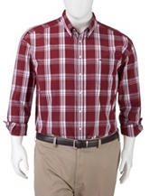 Dockers® Men's Big & Tall Plaid Woven Shirt
