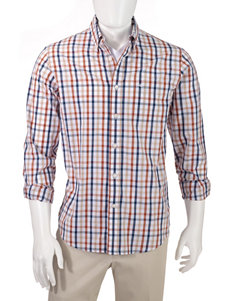 Dockers Chino Casual Button Down Shirts