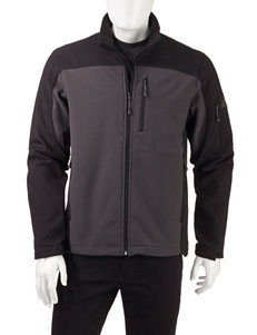 Zero Xposur Slate Lightweight Jackets & Blazers