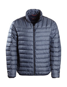 Hawke & Co. Denim Puffer & Quilted Jackets