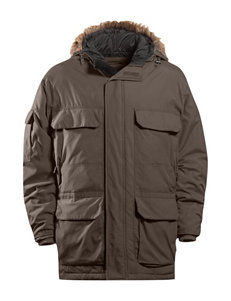 Hawke & Co. Green Puffer & Quilted Jackets