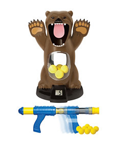 The Black Series Bear Shooting Game with Sounds