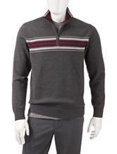 Sun River Striped Woven Sweater