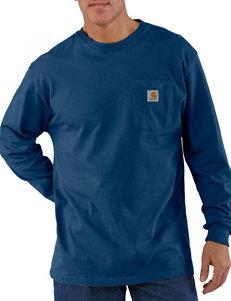 Carhartt Solid Color Workwear Pocket T-shirt