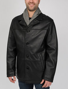 Excelled Genuine Leather Car Coat
