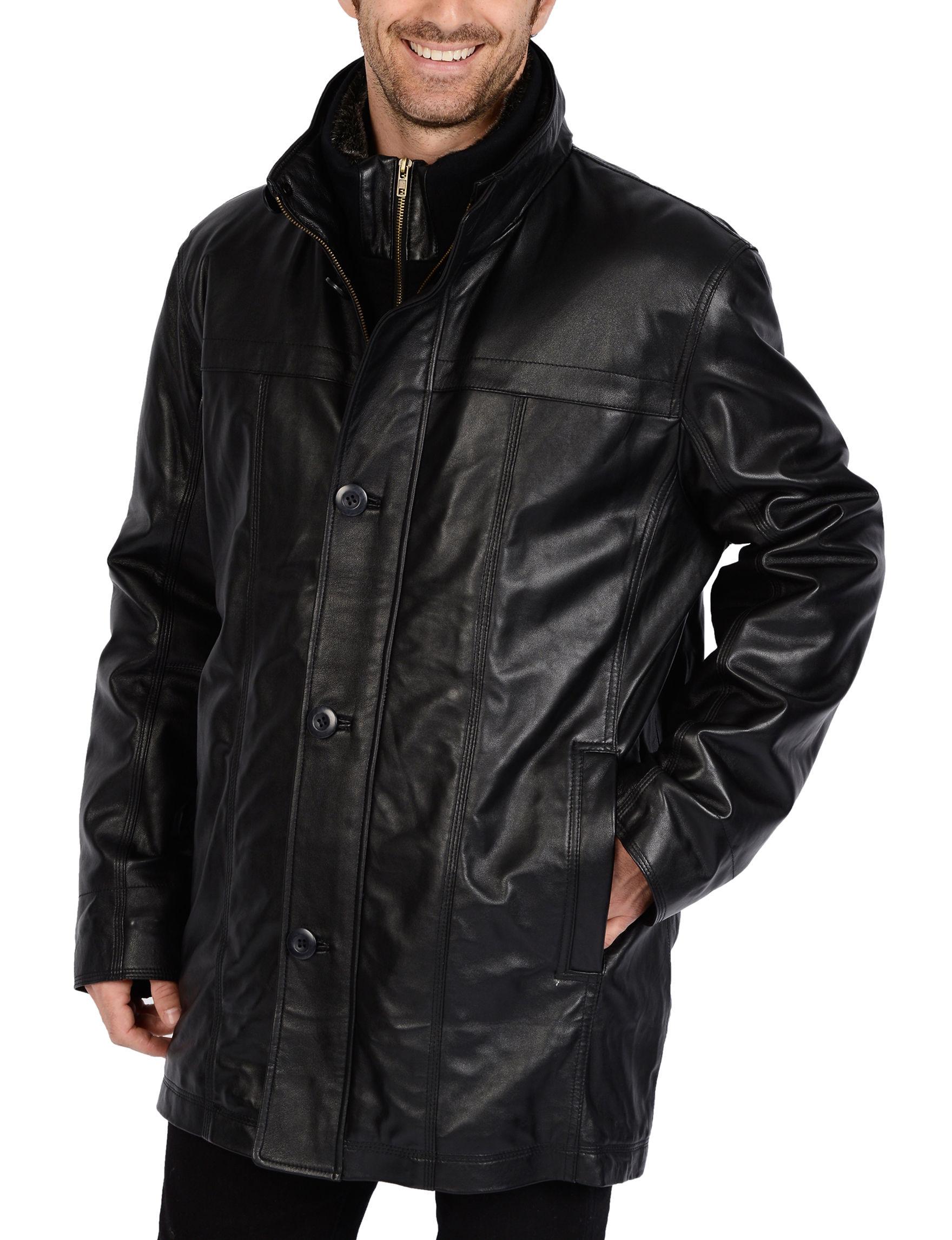 Black Car Coats