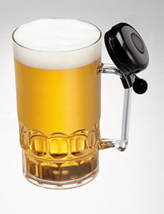 Man Cave Beer Mug With Bell