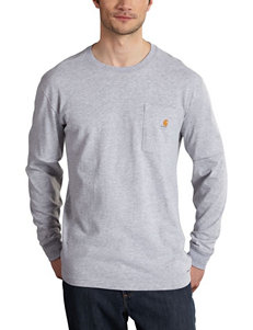 Carhartt® Gray Maddock Graphic T-shirt