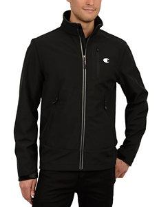 Champion® Mock Neck Soft Shell Jacket