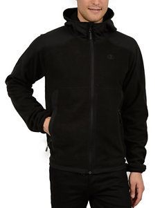 Champion Black Fleece & Soft Shell Jackets