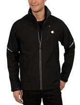 Champion® Mock Neck Raglan Jacket