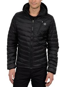 Champion Black Insulated Jackets