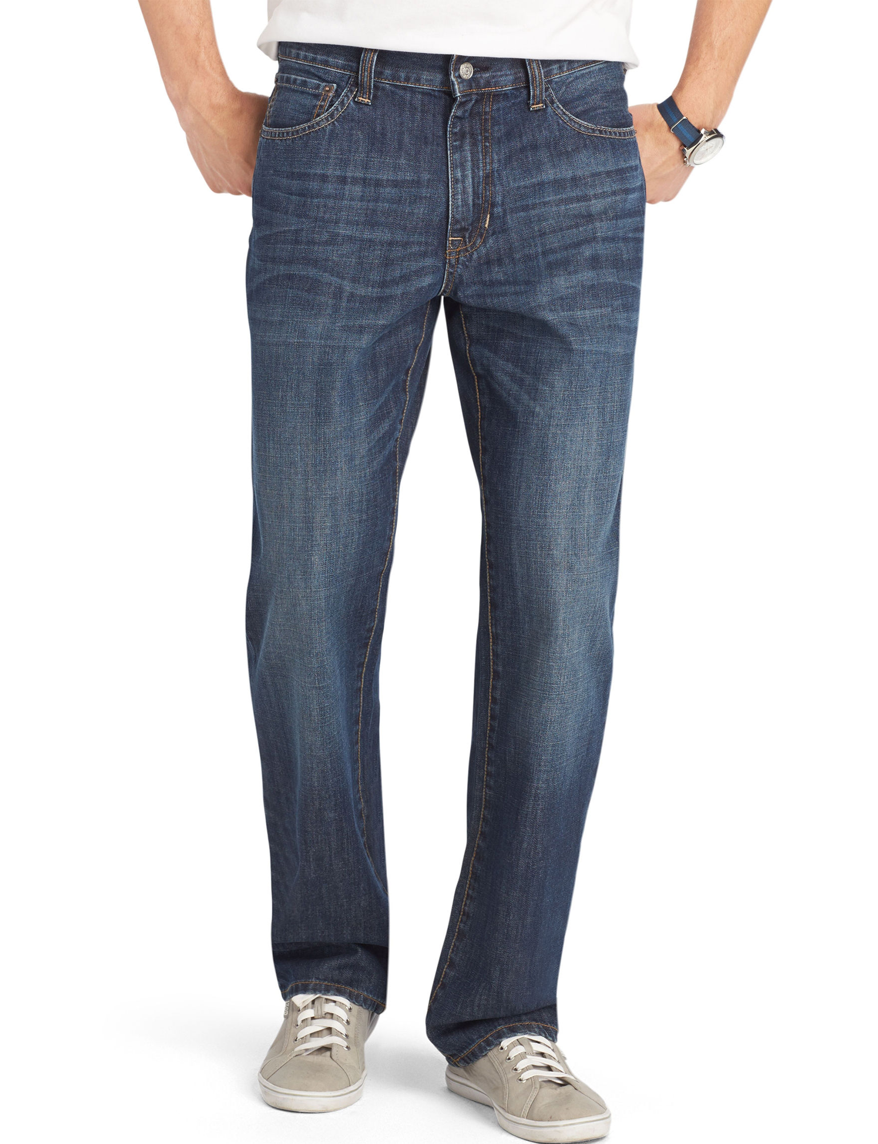 Izod Blue Relaxed