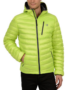 Champion Green Insulated Jackets