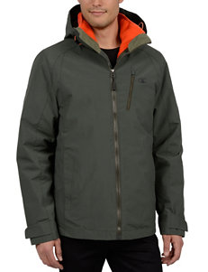 Champion Olive Insulated Jackets