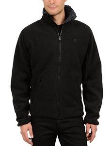 Champion Black Fleece & Soft Shell Jackets