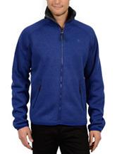 Champion Tall Sweater Knit Sherpa Lined Jacket